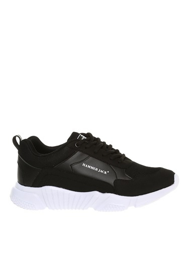 Hammer Jack Hammer Jack Sneaker Siyah Siyah